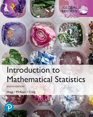 9781292264769 - Introduction to Mathematical Statistics, Global Edition