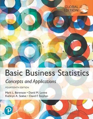 9781292265032 - Basic Business Statistics, Global Edition