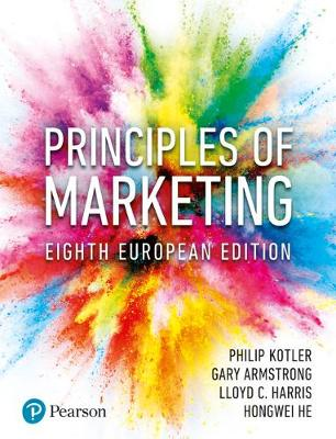 9781292269566 - Principles of Marketing