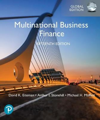 9781292270081 - Multinational Business Finance, Global Edition