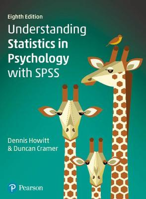 9781292282305 - Understanding Statistics in Psychology with SPSS