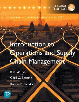 9781292291581 - Introduction to Operations and Supply Chain Management, Global Edition