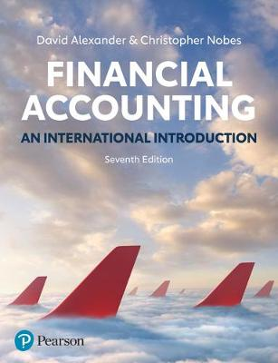 9781292295831 - Financial Accounting, 7th Edition: An International Introduction
