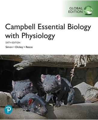 9781292307282 - Campbell Essential Biology with Physiology, Global Edition