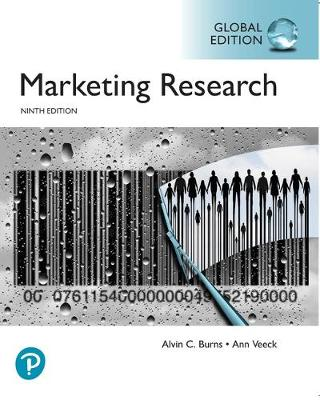 9781292318042 - Marketing Research, Global Edition
