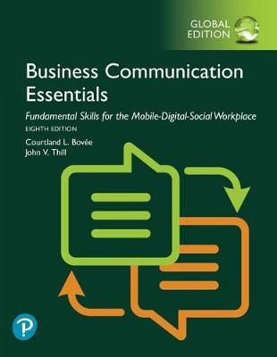 9781292330099 - Business Communication Essentials: Fundamental Skills for the Mobile-Digital-Social Workplace, Global Edition