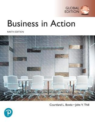 9781292330969 - Business in Action, Global Edition