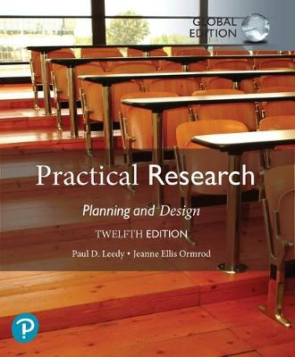 9781292339245 - Practical Research: Planning and Design, Global Edition