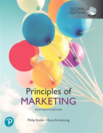 9781292341248 - Principles of Marketing plus MyLab Marketing with eText 18th edition