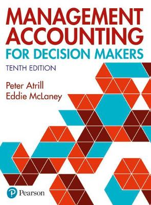 9781292349459 - Management Accounting for Decision Makers