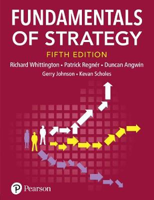 9781292351377 - Fundamentals of Strategy