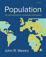 9781305094505 Population: An Introduction to Concepts and Issues