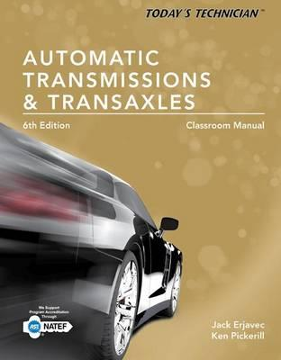 9781305259379 - Today'S Technician: Automatic Transmissions & Transaxles Cm/