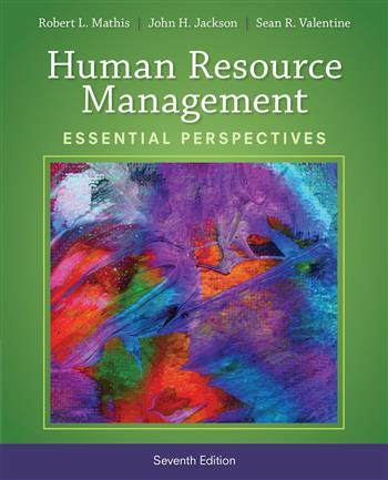 9781305465220 - Human Resource Management: Essential Perspectives