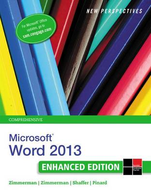 9781305507852 - Np Ms Word 2013 Comprehensive Enh