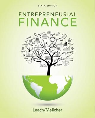 9781305968356 - Entrepreneurial Finance