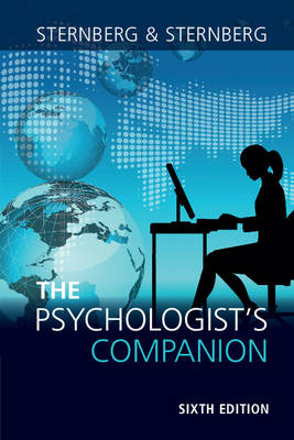 9781316505182 - The Psychologist's Companion: A Guide to Professional Success for Students, Teachers, and Researchers