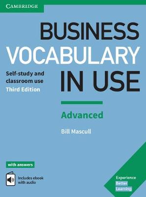 9781316628225 - Business Vocabulary in Use, Advanced with Answers + Enhanced Ebook