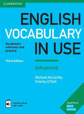9781316630068 - English vocabulary in use advanced with answers (+ eBook)
