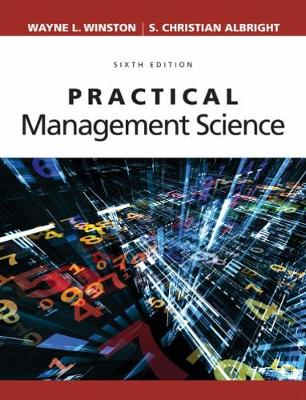 9781337406659 - Practical Management Science