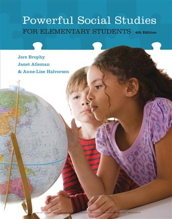 9781337516822 - Powerful Social Studies for Elementary Students