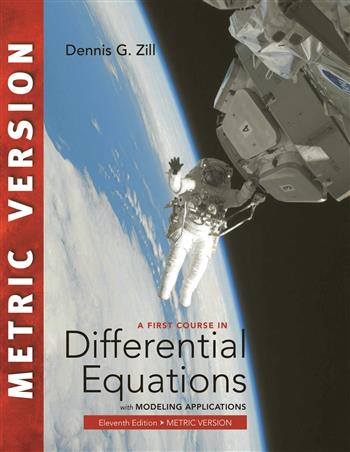 9781337669139 - A First Course in Differential Equations with Modeling Applications, International Edition