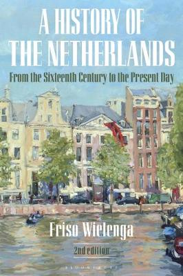 9781350087316 - A History of the Netherlands