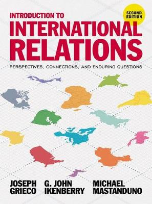 9781352004229 - Introduction to International Relations