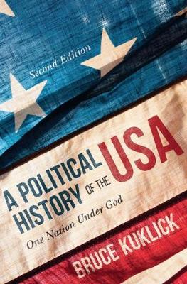 9781352007220 - A Political History of the USA