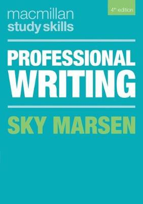9781352007992 - Professional Writing