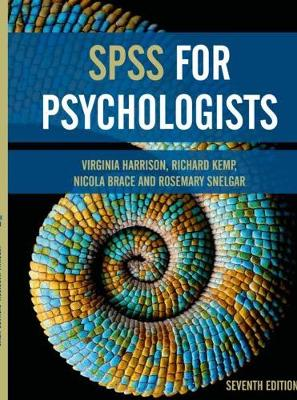 9781352009941 - SPSS for Psychologists