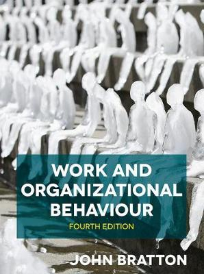 9781352010978 - Work and Organizational Behaviour