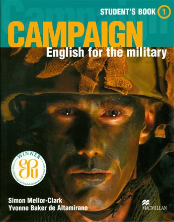 9781405009805 - Campaign english for the military 1