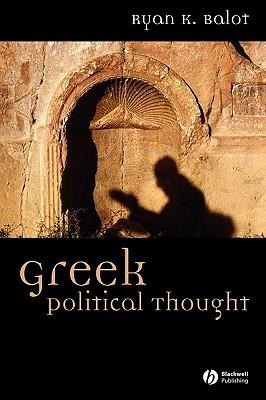 9781405100304 - Greek Political Thought