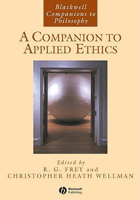 9781405133456 - A companion to applied ethics