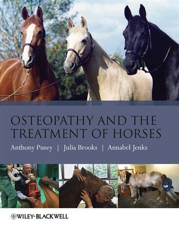 9781405169523 - Osteopathy and the treatment of horses