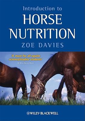 9781405169981 - Introduction to horse nutrition