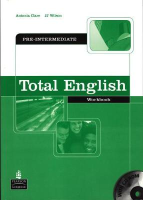 9781405826914 - Total english pre-intermediate workbook without key (+ cd-r)