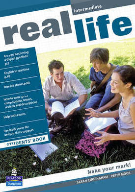 9781405897051 - Real life intermediate student's book