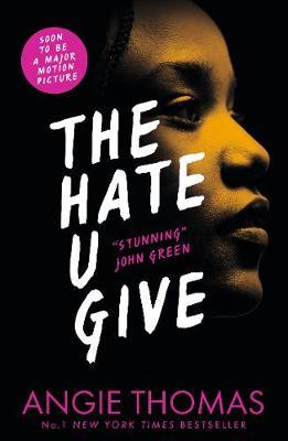 9781406372151 - The hate u give