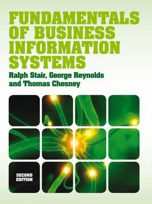 9781408064269 - Fundamentals of business information systems