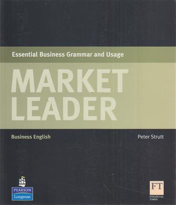 9781408220016 - Market Leader Essential Grammar & Usage Book