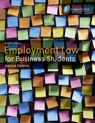 9781408225417 - Employment law