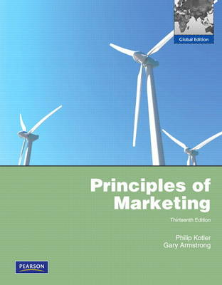 9781408247099 - Principles of Marketing with MyMarketingLab and E-Book Student Access Card