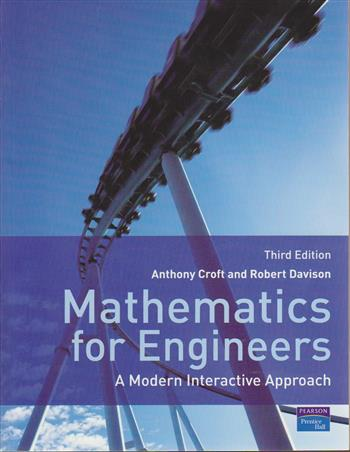9781408263235 - Mathematics for engineers a modern interactive approach