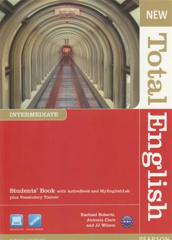9781408267172 - New total english intermed stud book (+ dvd/access code)