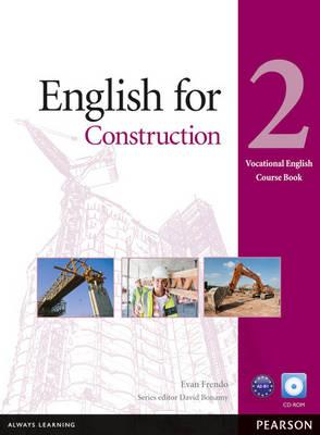 9781408269923 - English for construction (+ cd-rom)