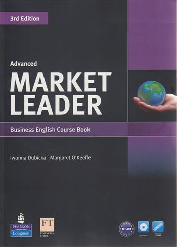 9781408291689 - Advanced market leader coursebook & practice file benelux pack