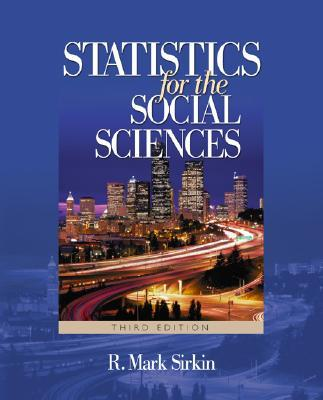 9781412905466 - Statistics for the social sciences