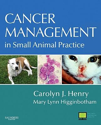 9781416031833 - Cancer management in small animal practice book